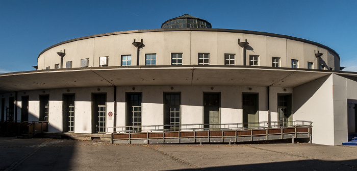 Wredestraße: Postpalast München