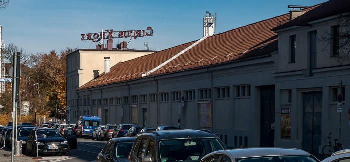 Wredestraße: Circus Krone München