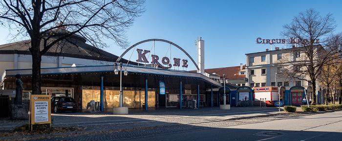 Marsstraße: Circus Krone München
