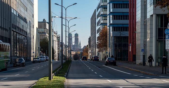 Marsstraße München