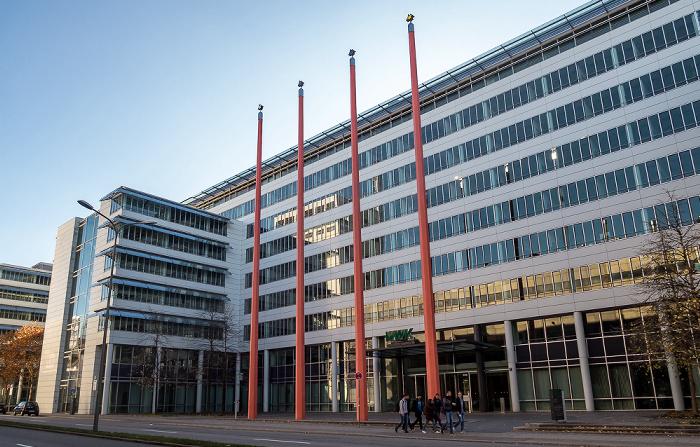Marsstraße: WWK Versicherungen München