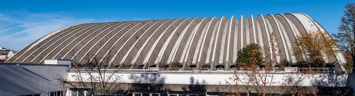 Paketposthalle München