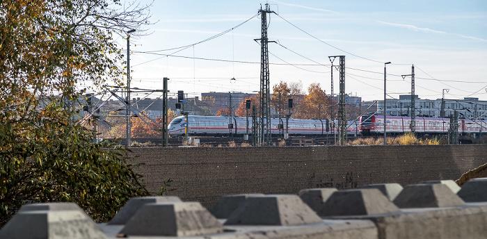 Bahnstrecke Hauptbahnhof - Pasing München