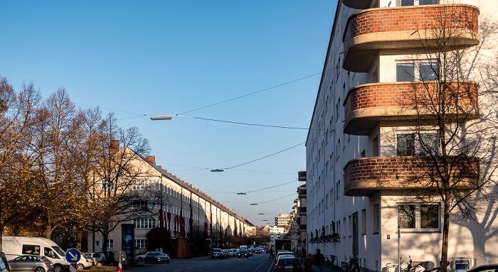 Amerikanerblock München
