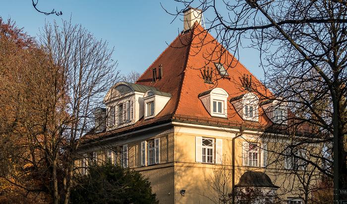 Villenkolonie Neuwittelsbach: Lachnerstraße München