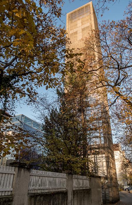 Herz-Jesu-Kirche: Campanile München