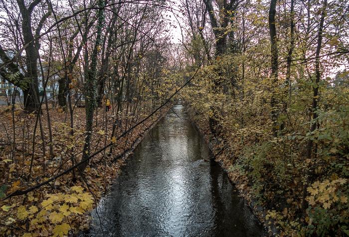 Nymphenburg-Biedersteiner Kanal München