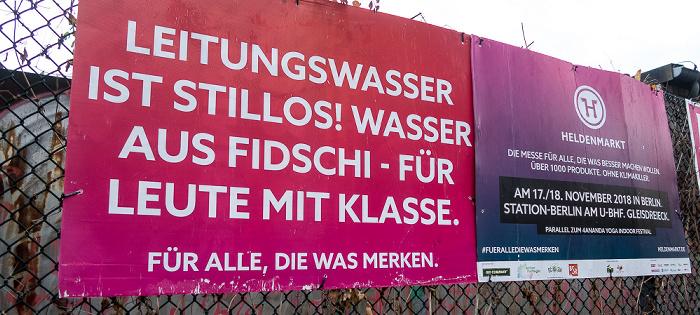 Kreuzberg: Köpenicker Straße Berlin
