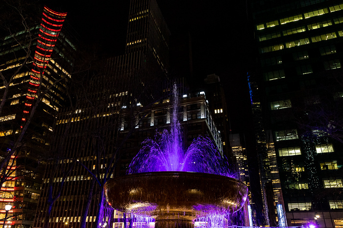 Bryant Park: Josephine Shaw Lowell Memorial Fountain New York City