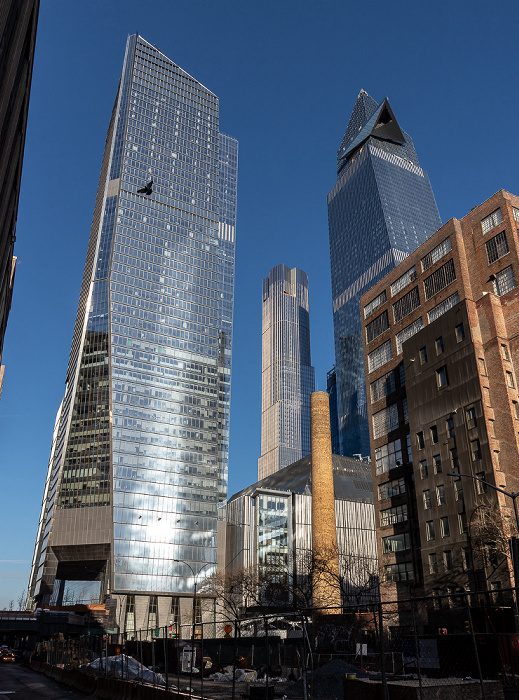 Chelsea: West 30th Street - Hudson Yards New York City
