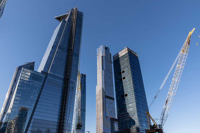 Chelsea: 10th Avenue - Hudson Yards New York City