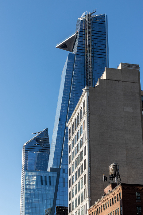 Chelsea: 10th Avenue - 30 Hudson Yards New York City