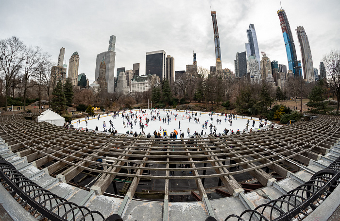Central Park: Wollman Rink New York City