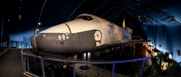 Intrepid Sea, Air & Space Museum: Space Shuttle Enterprise New York City