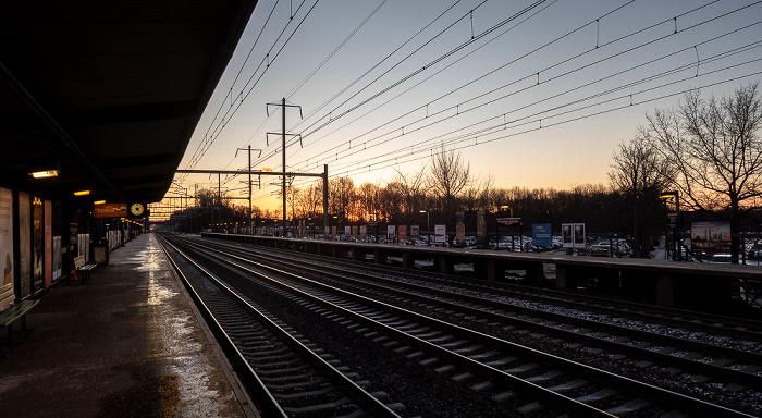 Princeton Junction Station (Princeton Junction at West Windsor)