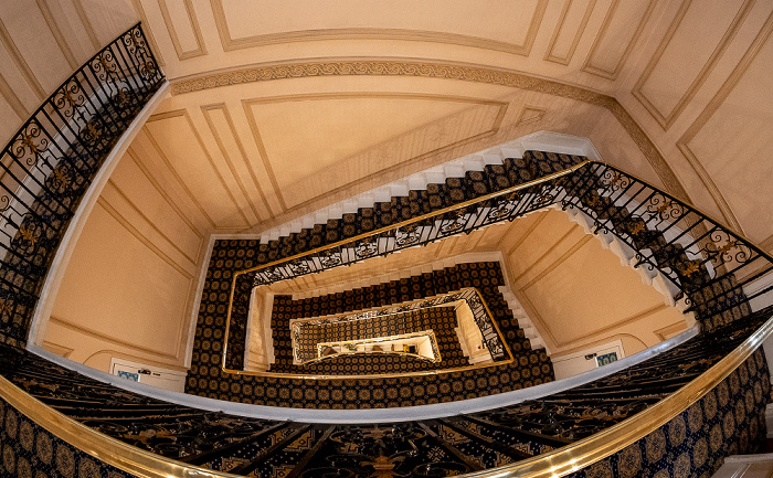 Columbia Hotel: Treppenhaus London