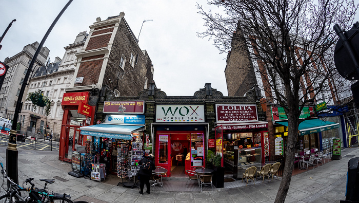 Paddington: Spring Street London