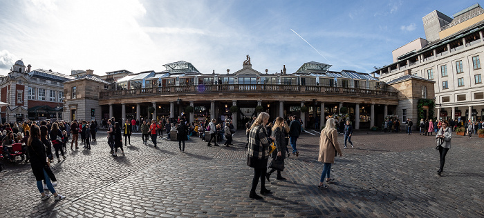 Covent Garden: Covent Garden Market London