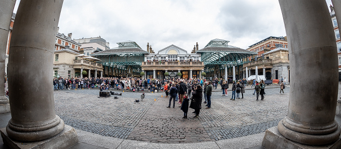 Covent Garden: Covent Garden Market London