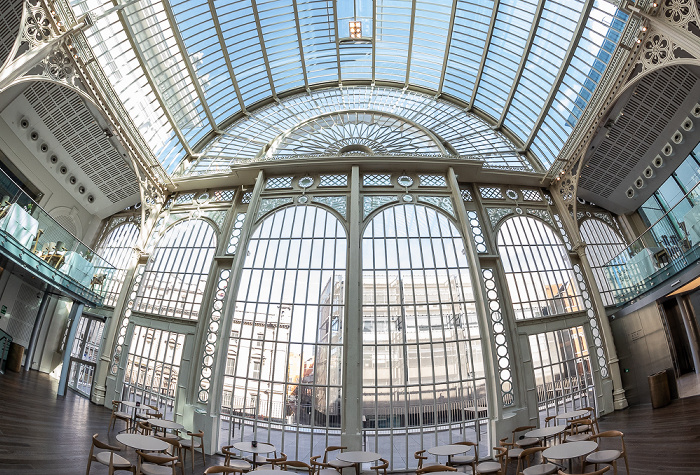 Royal Opera House: Paul Hamlyn Hall (Floral Hall) London
