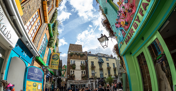 Covent Garden: Neal's Yard London