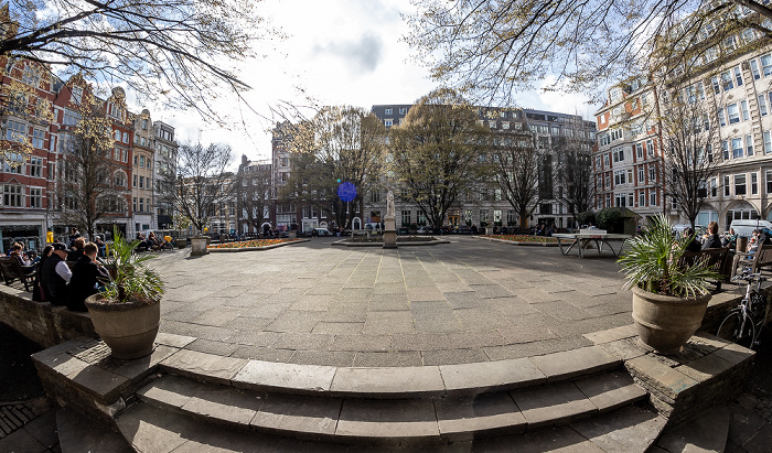 Soho: Golden Square London