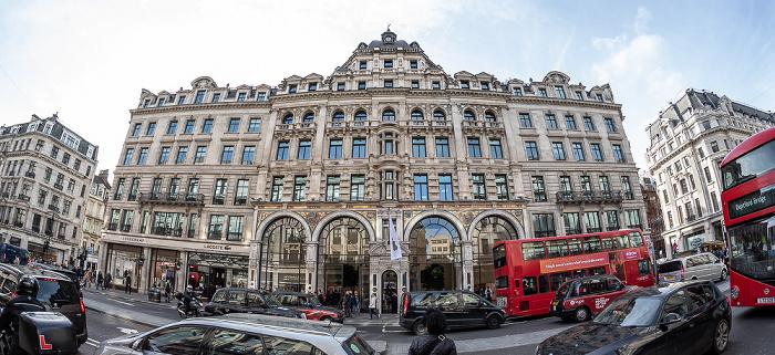 London Soho: Regent Street