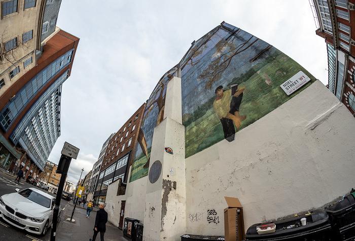 London Soho: Noel Street