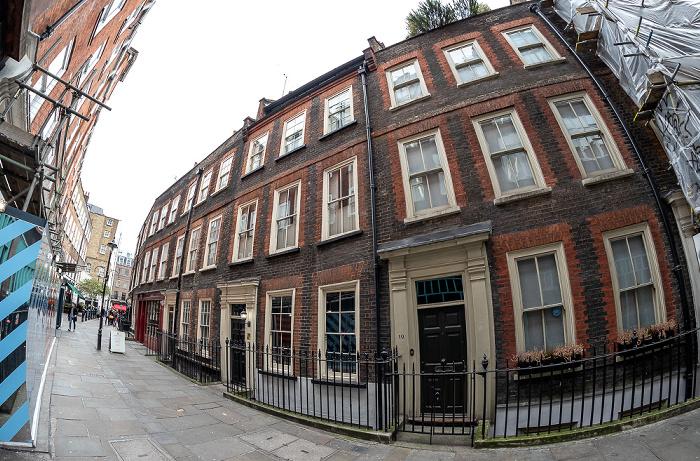 London Soho: Meard Street