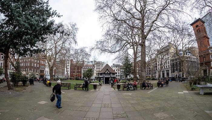 Soho: Soho Square London