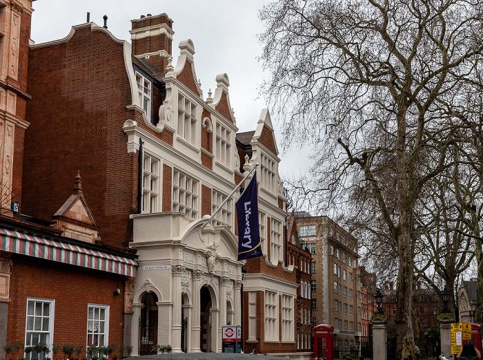 London Mayfair: Mayfair Library