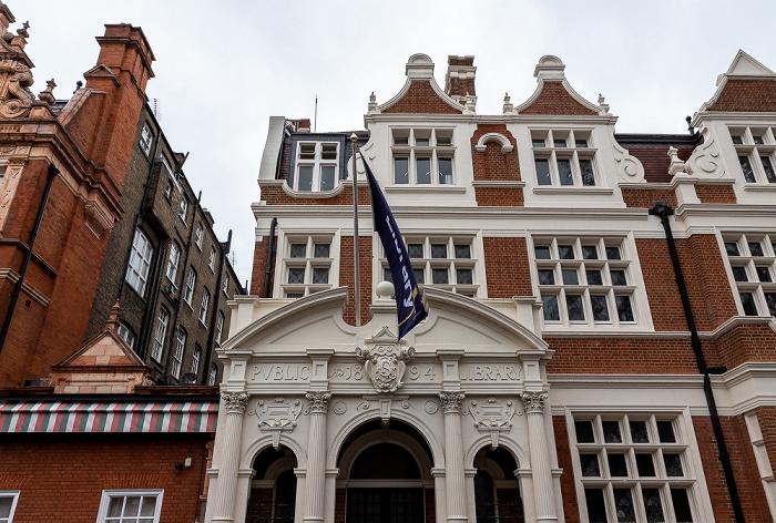 Mayfair: Mayfair Library London