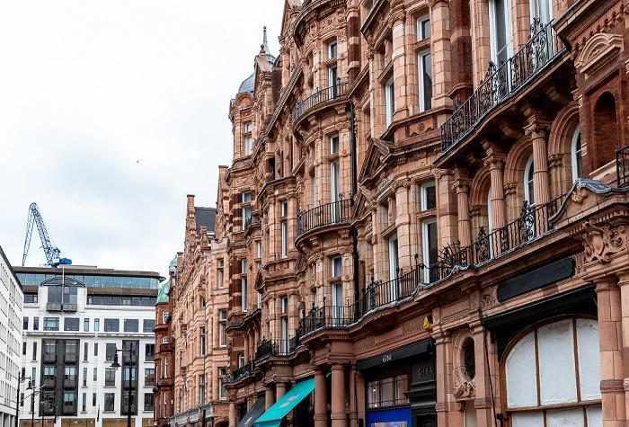 London Mayfair: Mount Street