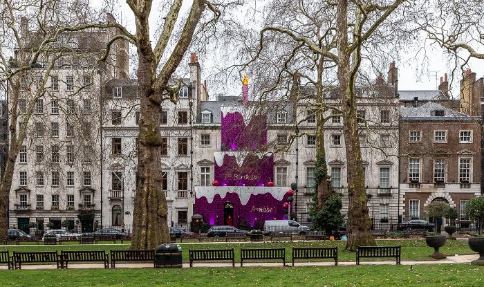 London Mayfair: Berkeley Square Annabel's