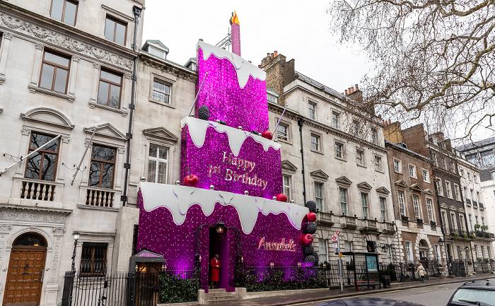 London Mayfair: Berkeley Square - Annabel's