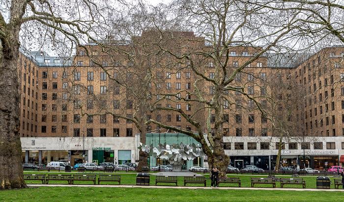 London Mayfair: Berkeley Square - Berkeley Square House