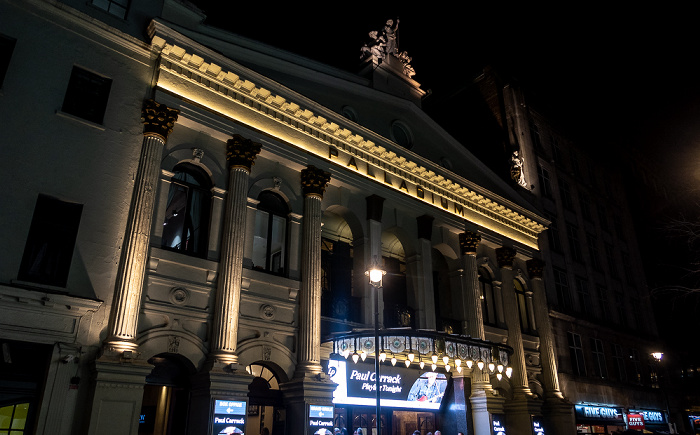 Argyll Street: London Palladium London