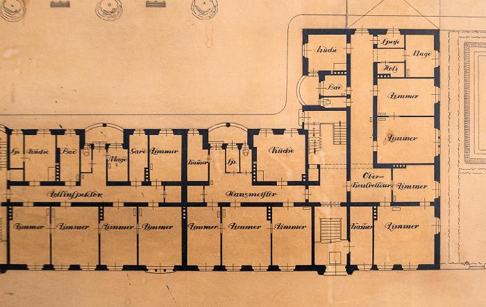Hauptzollamt: Bauplan München