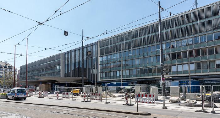 Hauptbahnhof, Bahnhofplatz München