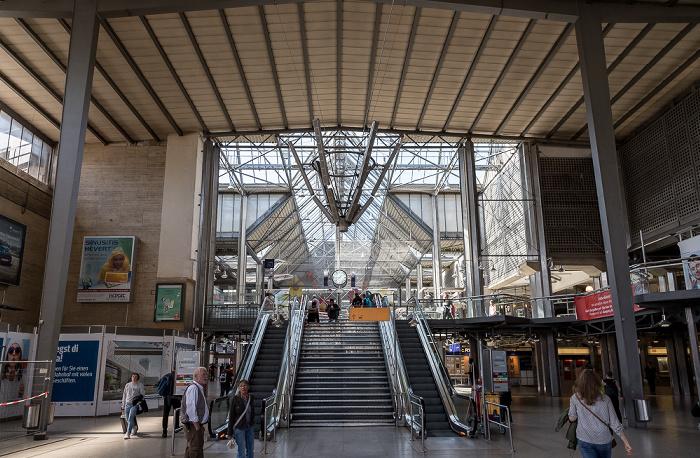 Hauptbahnhof: Hauptschalterhalle München
