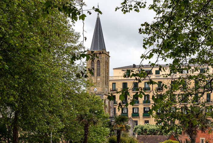 Donostia-San Sebastián Iglesia de San Sebastián Martir