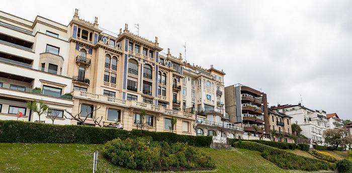 Donostia-San Sebastián Barrio de Miraconcha