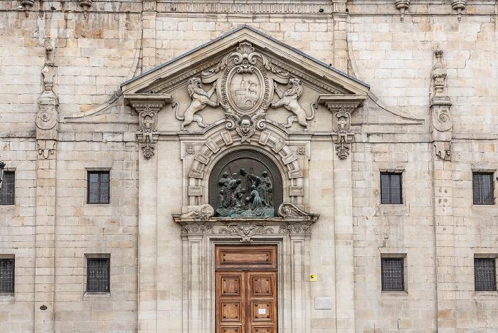 Bilbao Casco Viejo: Iglesia de San Nicolás