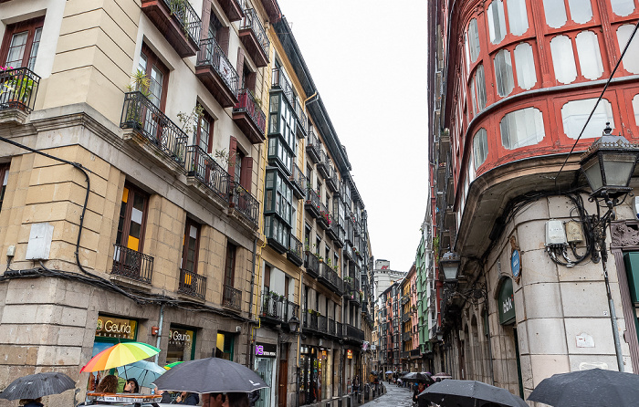 Bilbao Casco Viejo: Calle Askao (Askao Kalea)