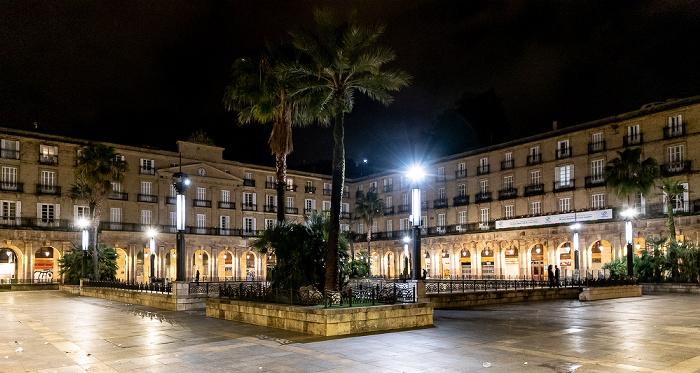 Casco Viejo: Plaza Nueva (Plaza Barria) Bilbao