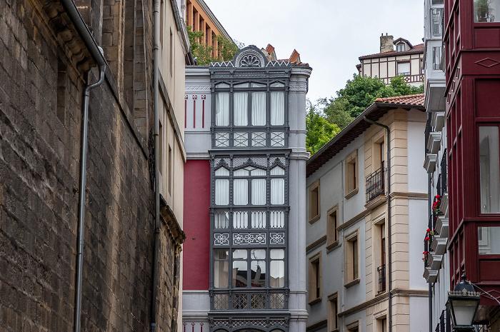 Bilbao Casco Viejo: Calle de Ronda (Erronda Kalea)