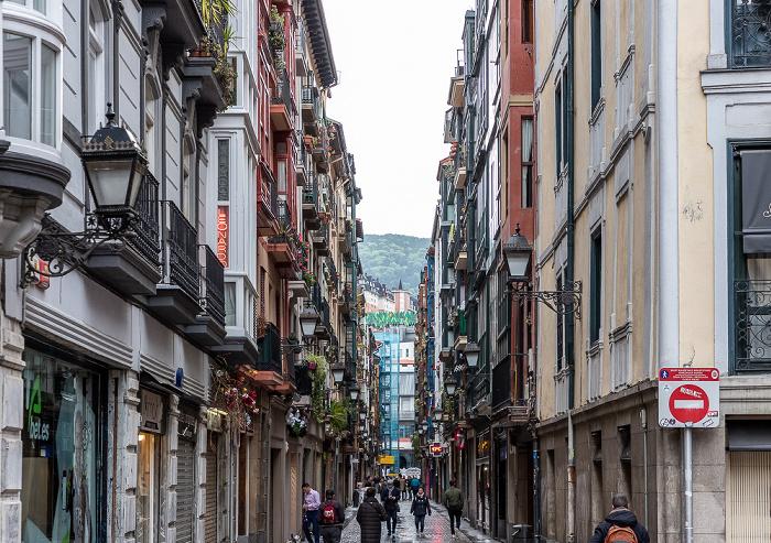 Bilbao Casco Viejo: Artecalle (Artekale Kalea)