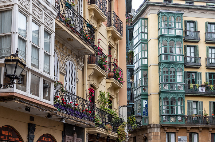 Bilbao Casco Viejo: Plaza Santiago