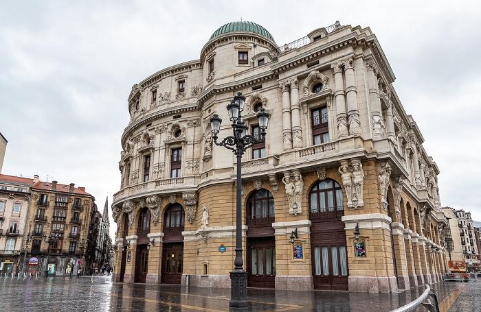 Bilbao Casco Viejo: Teatro Arriaga