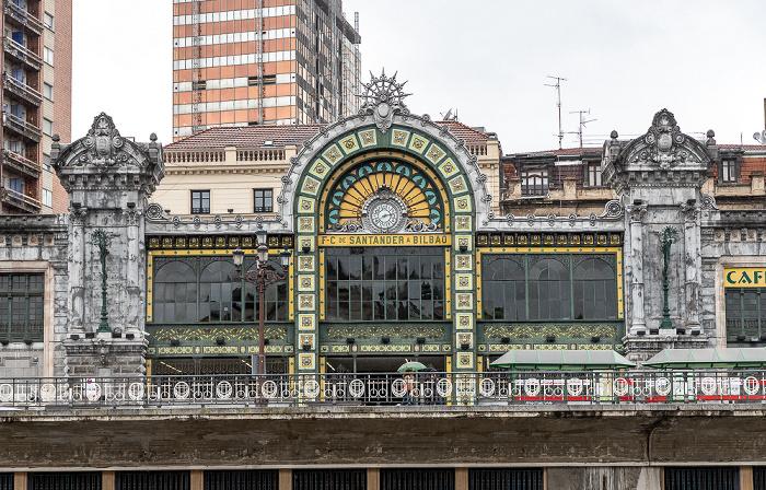 Abando: Estación de Bilbao Concordia Bilbao